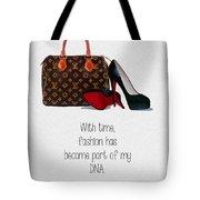 My Dna Tote Bag