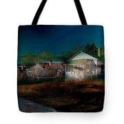My Dream House Tote Bag by Gunter Nezhoda