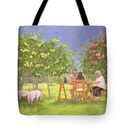 My Family And Other Animals Tote Bag