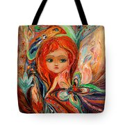 My Fiery Fairy Gwendolyn Tote Bag