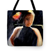 My First Glimpse Tote Bag