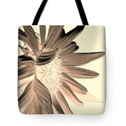 My First Sunflower Tote Bag