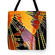 My Fission Electric Tote Bag
