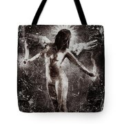 My Fragile Wings Tote Bag