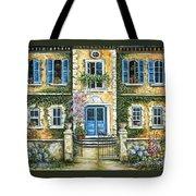My French Villa Tote Bag