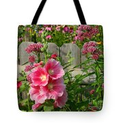 My Garden 2011 Tote Bag by Steve Augustin