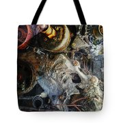 My Gears Will Grind  Tote Bag