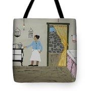 Coal Miners Wife Tote Bag