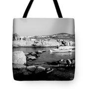 My Greek Oasis Tote Bag