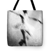 My Hand In Dance  Tote Bag