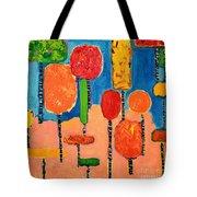 My Happy Trees 2 Tote Bag