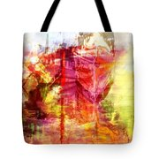 My Heart Belongs To You Ocean Tote Bag by PainterArtist FIN