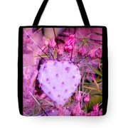 My Heart Pains Me To Be Without You 3 Tote Bag
