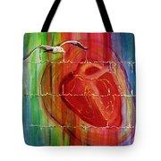 My Hearts  Echo Tote Bag
