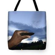 My Afro Blues Harmonica - Blue Hour Blues Tote Bag