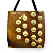 My Ideal Organ Tote Bag