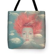 My Imaginary Fishes Tote Bag