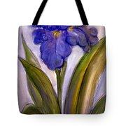 My Iris Tote Bag