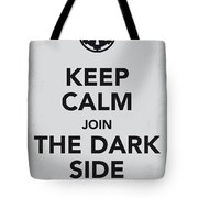 My Keep Calm Star Wars - Galactic Empire-poster Tote Bag