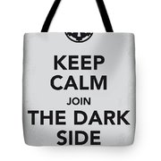 My Keep Calm Star Wars - Galactic Empire-poster Tote Bag