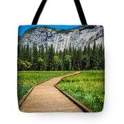 My Kind Of Trail Tote Bag