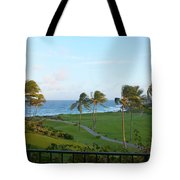 My Kind Of View Tote Bag