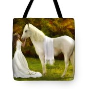 My King Is Coming Tote Bag