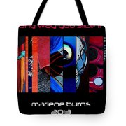 My Latest Book Tote Bag