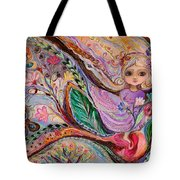 My Little Fairy Nicole Tote Bag
