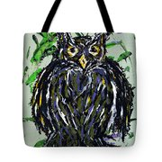 My Little Owl Tote Bag