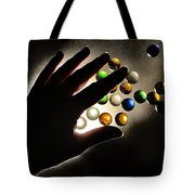 My Little Planets Series - The Beggining Tote Bag