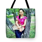 My Lovely Wife Tote Bag