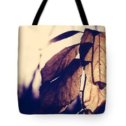 My Message Home Tote Bag