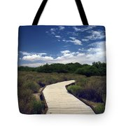 My Mind Wanders Tote Bag