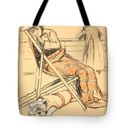 My Miserable Mistress Tote Bag