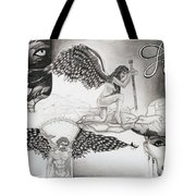 My Montage Tote Bag