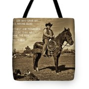 My Motivation Tote Bag