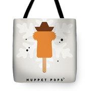 My Muppet Ice Pop - Fozzie Bear Tote Bag