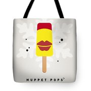 My Muppet Ice Pop - Janice Tote Bag