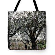 My Neighborhood In Spring Tote Bag