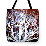 My Neighbor's Tree II Tote Bag