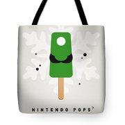 My Nintendo Ice Pop - Luigi Tote Bag