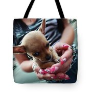 My Palm Sweetheart Tote Bag