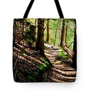 My Path Tote Bag