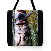 My Protector Tote Bag