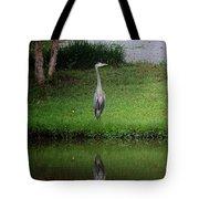 My Reflection - Heron Tote Bag