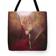 My Salvation  Tote Bag