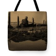 My Sea Of Ruins IIi Tote Bag by Marco Oliveira