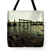 My Sea Of Ruins Tote Bag by Marco Oliveira