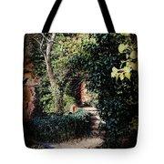 My Secret Garden Tote Bag